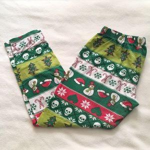 No Boundaries Christmas Leggings